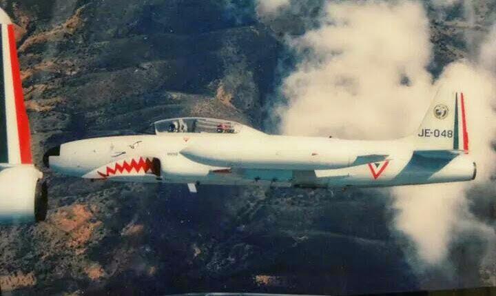 T-33 Y Vampire....Cuando eramos potencia del área centroamericana. - Página 12 Img_1310