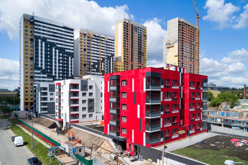 «Нормандия» – современный жилой комплекс комфорт-класса на северо-востоке Москвы от Эталона - Страница 2 Ccaeca10