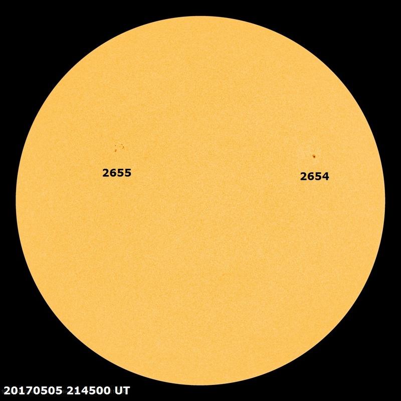 Monitoreo de la Actividad Solar 2017 - Página 4 20170510