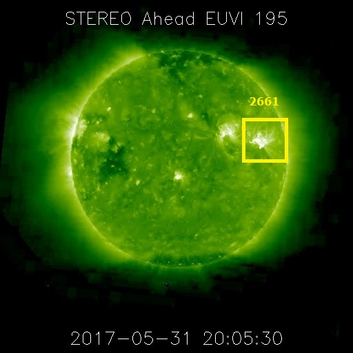 Monitoreo de la Actividad Solar 2017 - Página 4 20170517