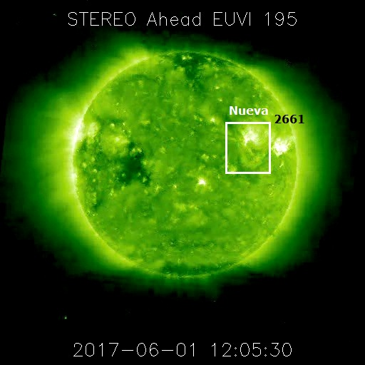 Monitoreo de la Actividad Solar 2017 - Página 4 20170613