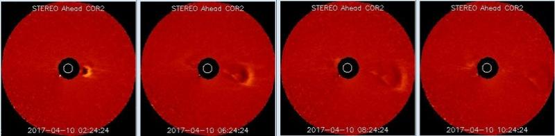 Monitoreo de la Actividad Solar 2017 - Página 4 Cor210