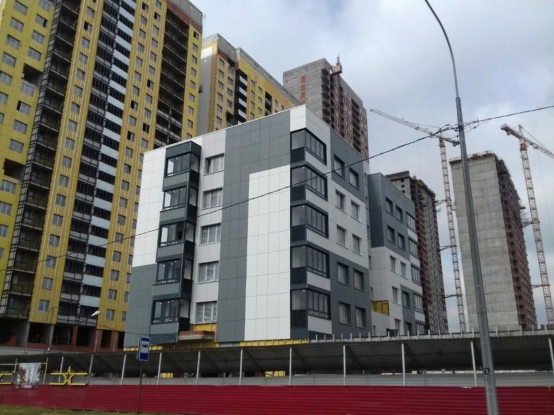 Завершение основных работ на малоэтажке (корпуса 6-8) - Страница 4 60ccbe10