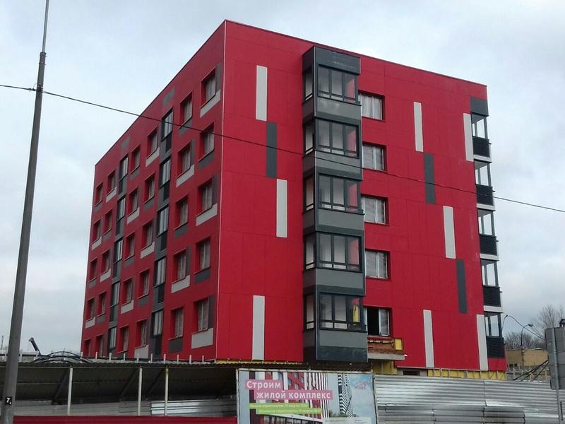 Завершение основных работ на малоэтажке (корпуса 6-8) - Страница 4 C4659f10