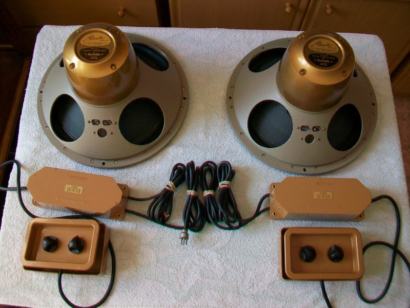 Tannoy Monitor Gold  100_4810
