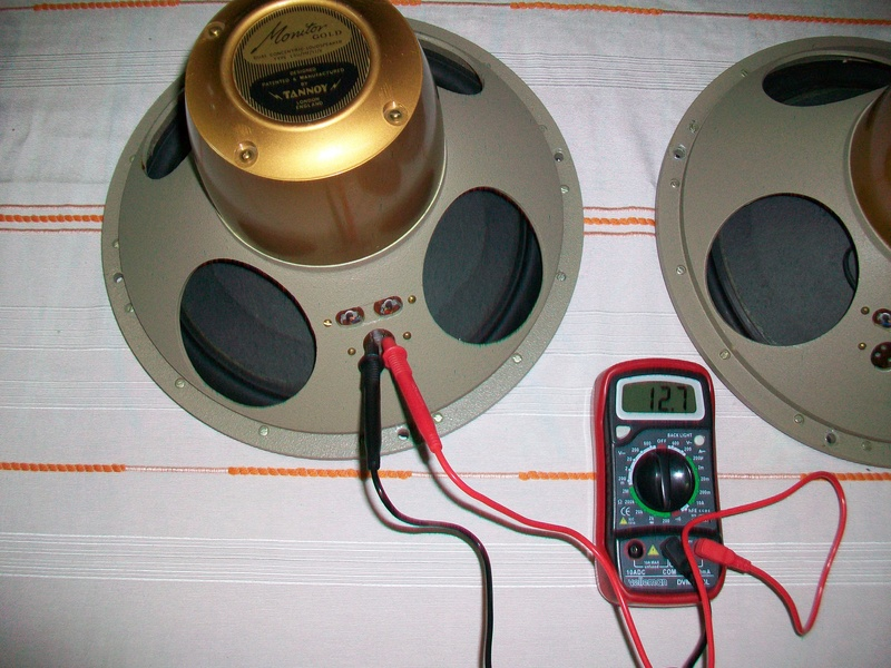 Tannoy Monitor Gold  100_4811