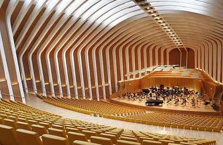 La sala con mejor acústica del mundo, o eso dicen Palau-11