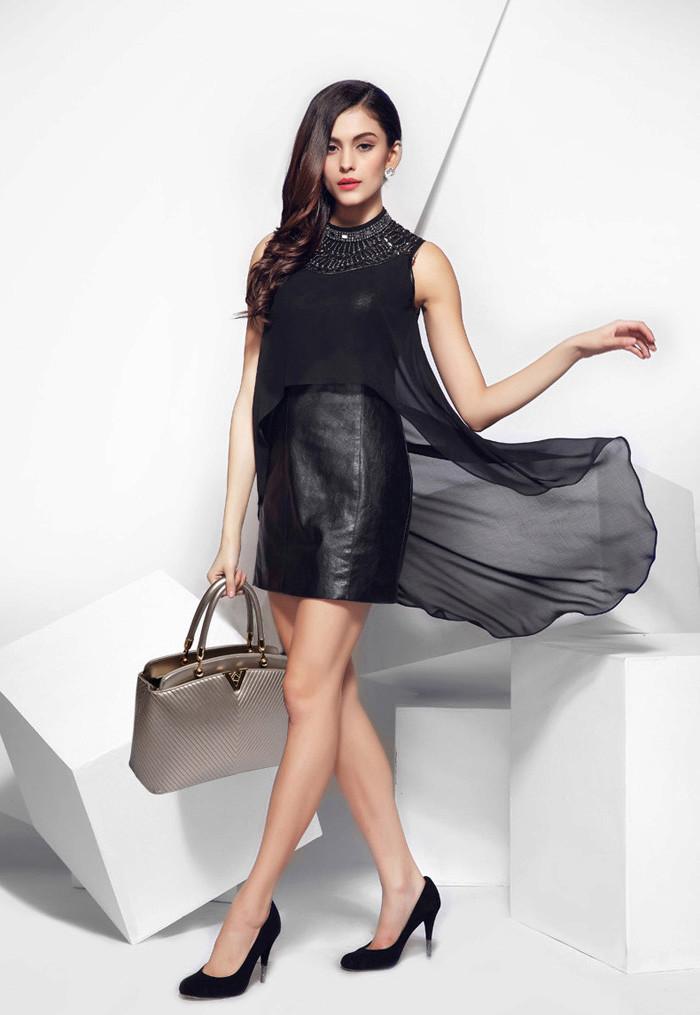 Популярная стильная сумка в европейско-американском стиле 20161221