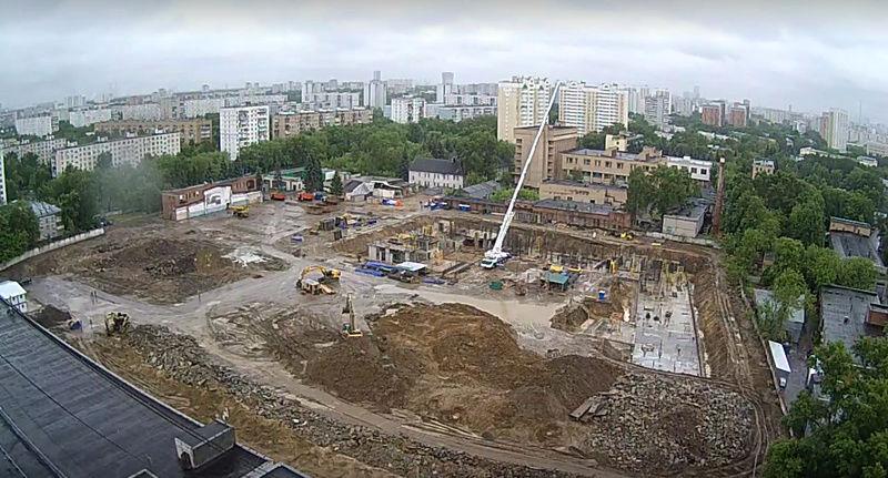 Строительство ЖК Нормандия - Страница 2 9txocy10