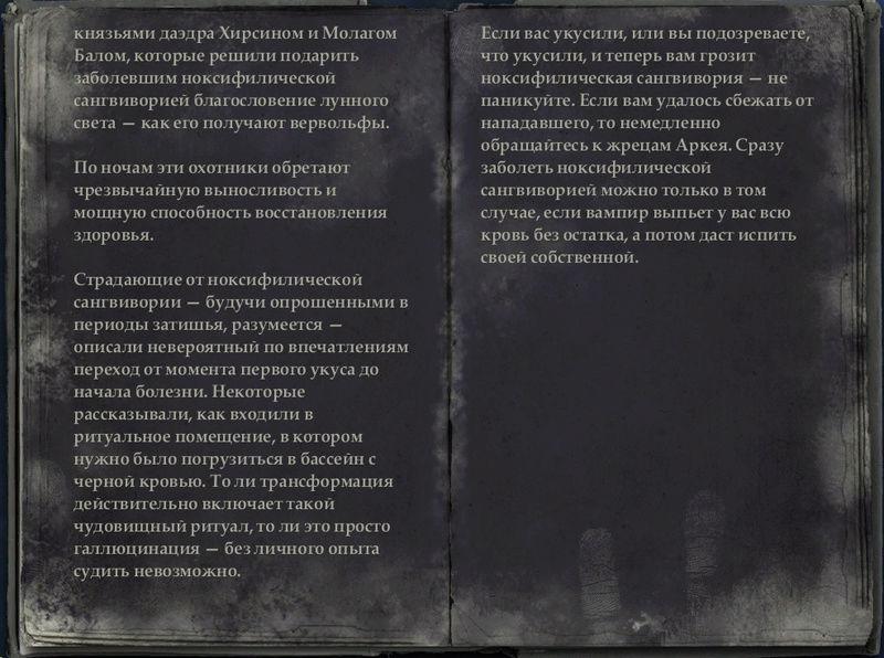 ТЕМНЫЕ КНИГИ ЗНАНИЙ Screen30