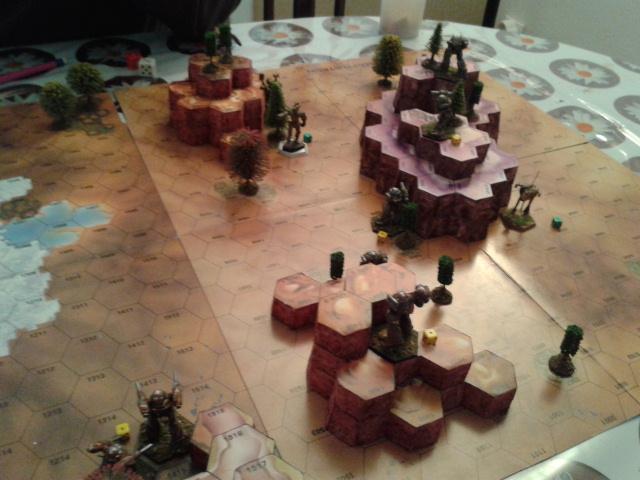 Informe de Batalla: El primer combate de los Die Brecher 20170516