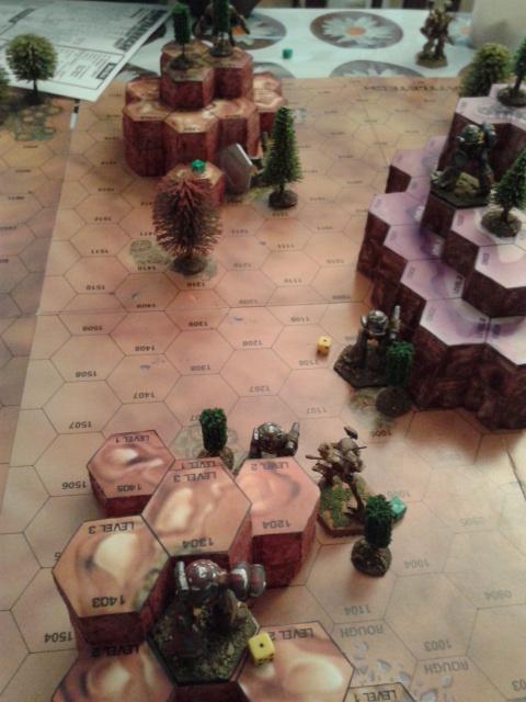 Informe de Batalla: El primer combate de los Die Brecher 20170517