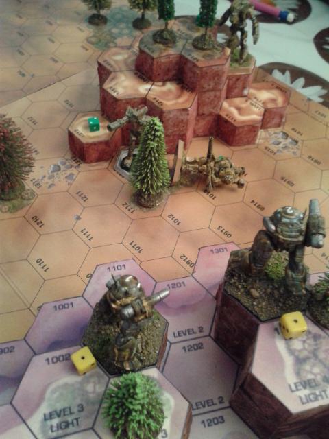 Informe de Batalla: El primer combate de los Die Brecher 20170518