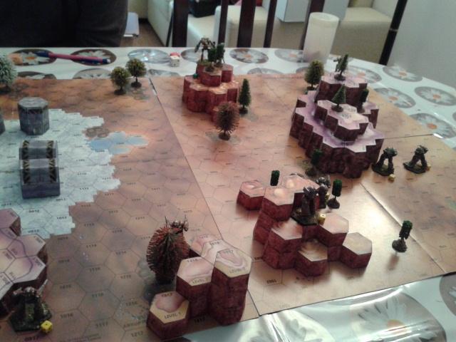 Informe de Batalla: El primer combate de los Die Brecher 20170519