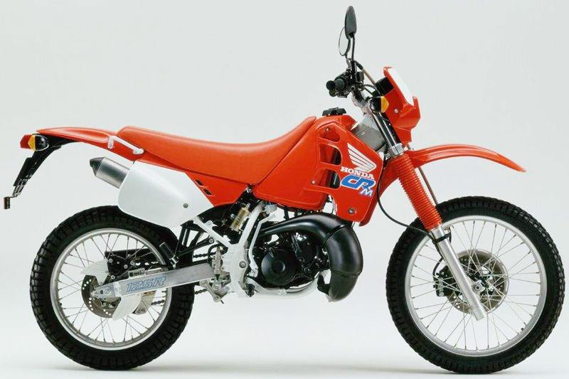 Honda Crm 125 Crm12510