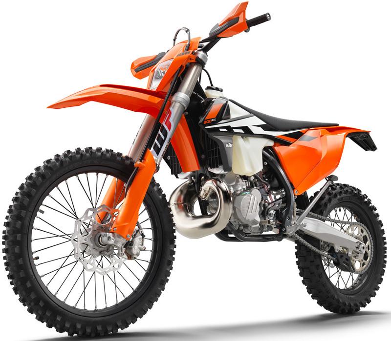 Top 5 vendas de motos TT Ktm-3010