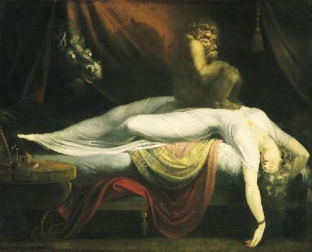 Паралич во сне-странное явление в нашей жизни 12610