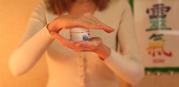 Как зарядить энергией рейки воду, крема и другие бытовые предметы Krem10