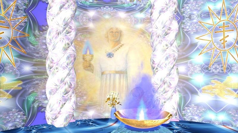 Медитация на очистку и исцеления Рода от Архангела Михаила Rnjvg510