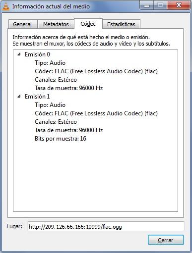 Radios Online emitiendo en Flac o DSD 6pszd210