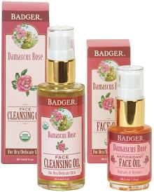 Amostra óleo Badger Argan Face Care Try-Me Kit(Internacional) 17757710