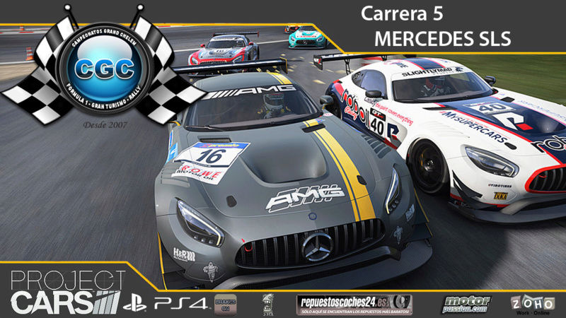 Crónica de la carrera en el Circuit Le Bugatti Carrer11