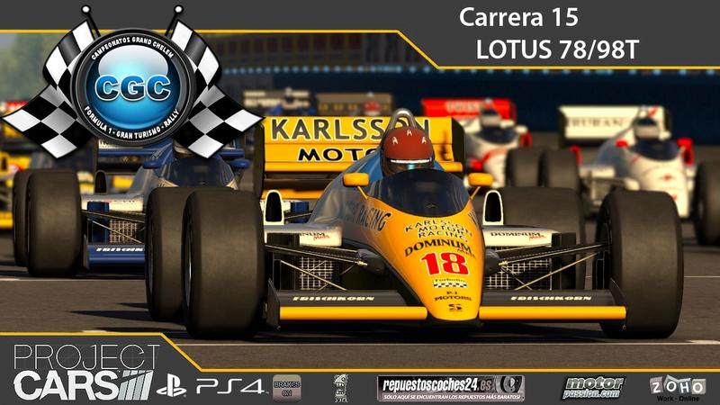 15ª Carrera. Circuito Road America con el Lotus Type 989  Thumbn10