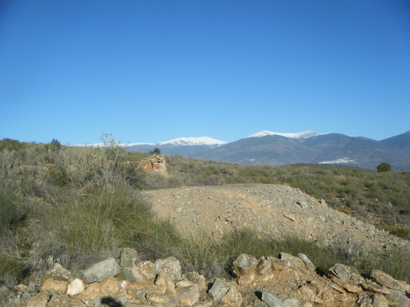 Mina La Mestiza nº 30201, Alcolea, Almeria, Andalucia, España Dscf4012