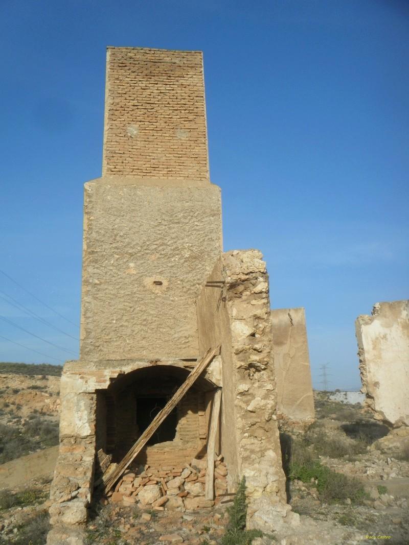 Minas de azufre, La Partala, Benahadux, Almeria, Andalucia, España Dscf4715