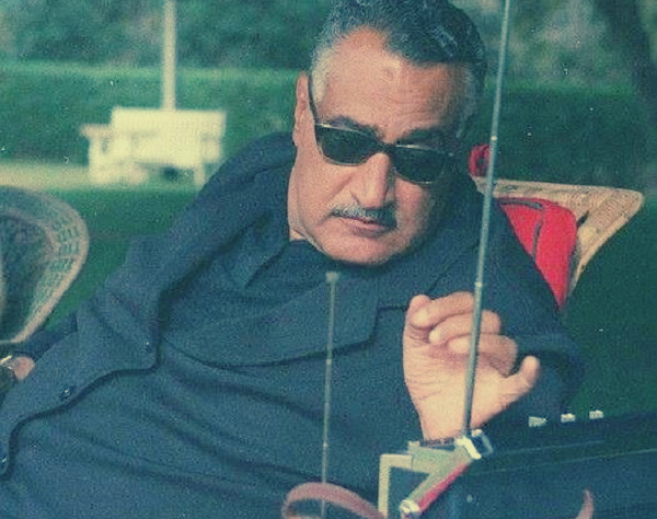 اللحظات الأخيرة في حياة جمال عبدالناصر 110