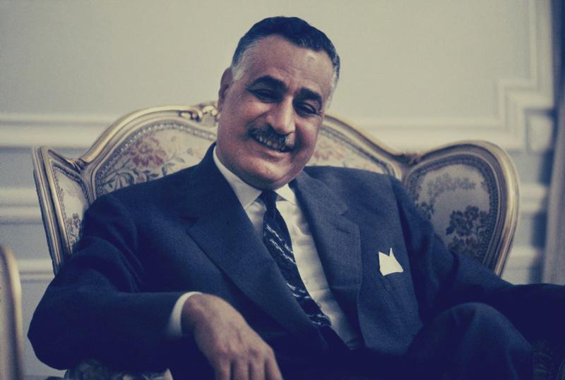 اللحظات الأخيرة في حياة جمال عبدالناصر 410
