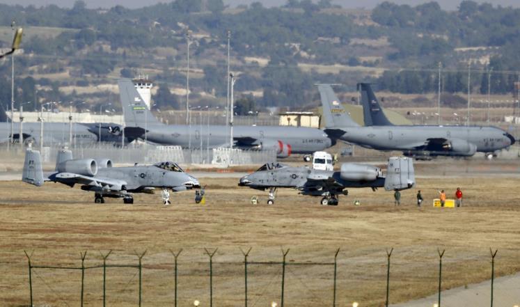 """هل ستكون أنجرليك """"جورج بوش"""" بديلا عن قاعدة """"أنجرليك"""" التركية 44110"""