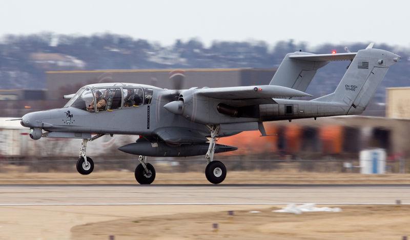 الوداع المؤجل - A-10 Thunderbolt II Ov-10_10