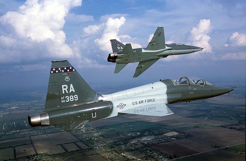 الوداع المؤجل - A-10 Thunderbolt II T-38_t10