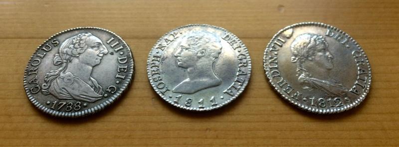 4 Reales 1811. José I. Madrid Image14