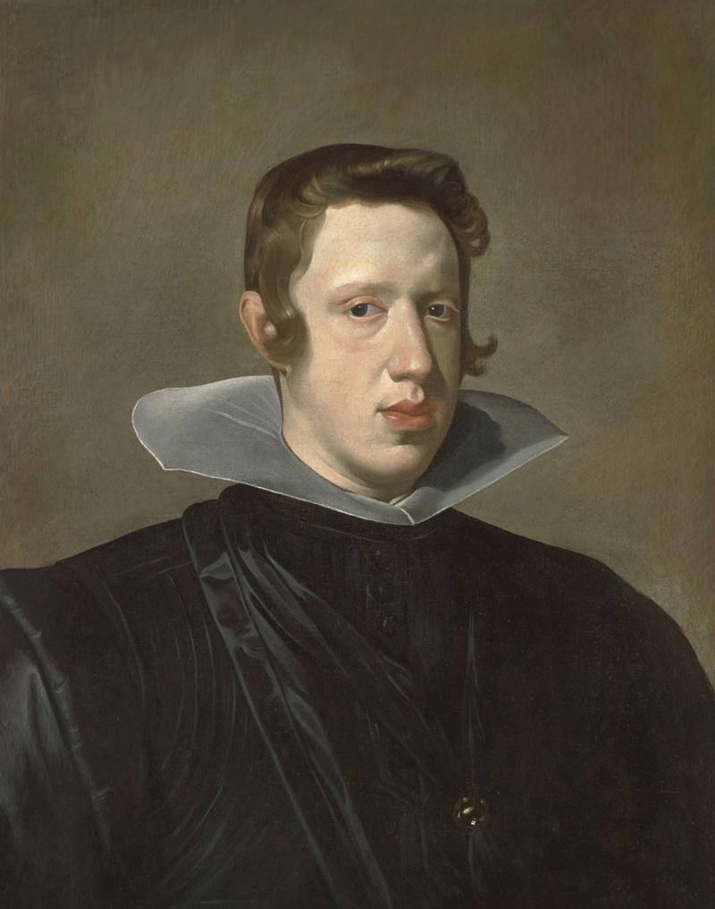 16 Maravedíes de Felipe IV -Valladolid de 1663 Retrat11