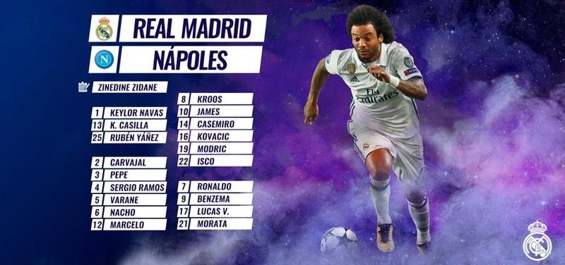 Real Madrid vs Napoli C4ovls10