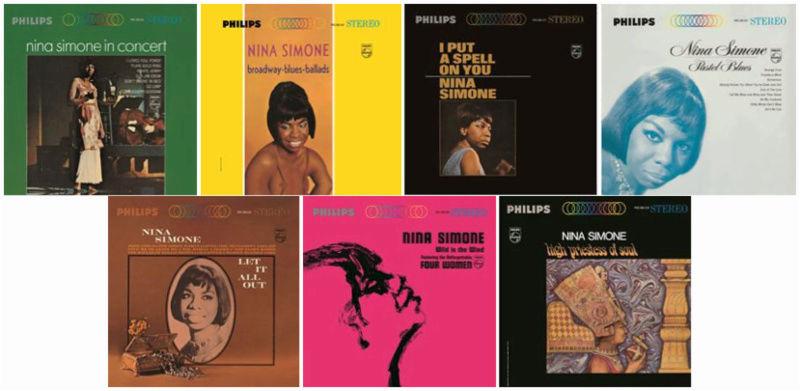 Nina Simone en vinilo: Cofre integral de grabaciones para Philips (7 vinilos 180 gr) Image101