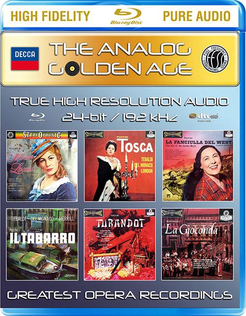 Óperas Decca en Blu Ray Audio exclusivas para el mercado Mexicano Image102