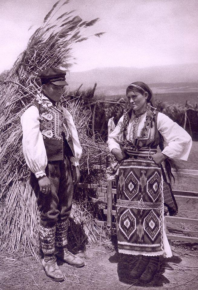 Стари слики - Македонија во 1920- 1930 Costum10