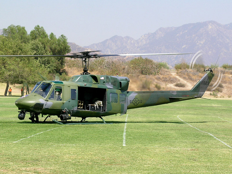 Configuración de Nuestros Helicopteros Bell-410