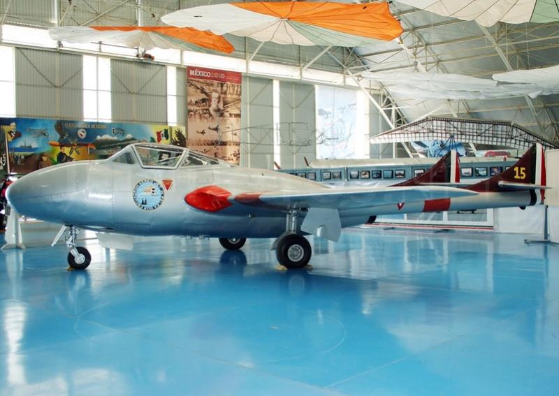 T-33 Y Vampire....Cuando eramos potencia del área centroamericana. - Página 13 De_hav10