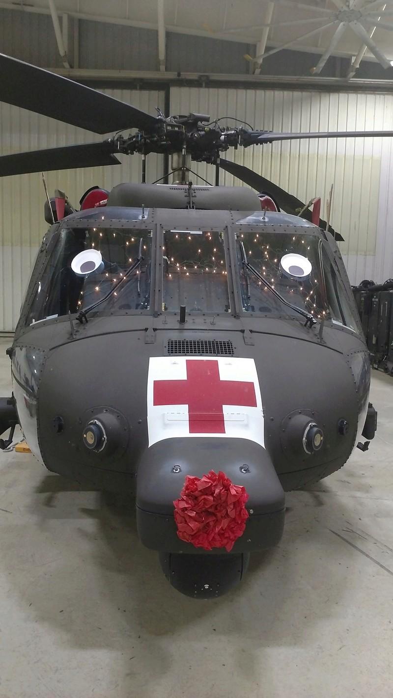 Configuración de Nuestros Helicopteros Tteoo510