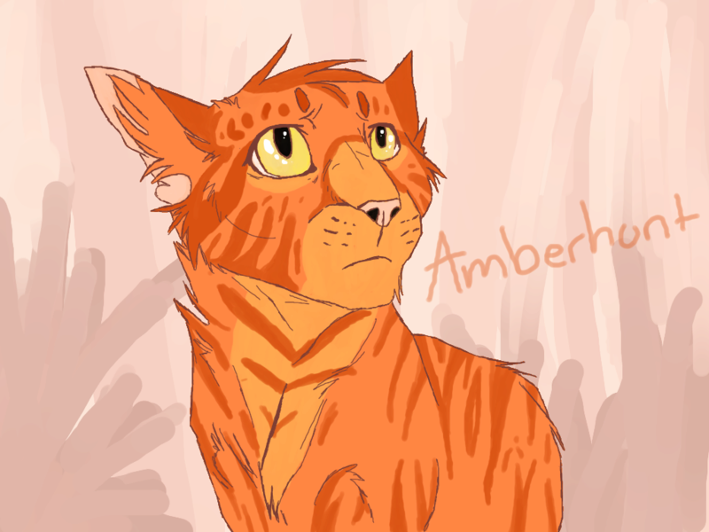 Different then before [Winddancer] Amberh10