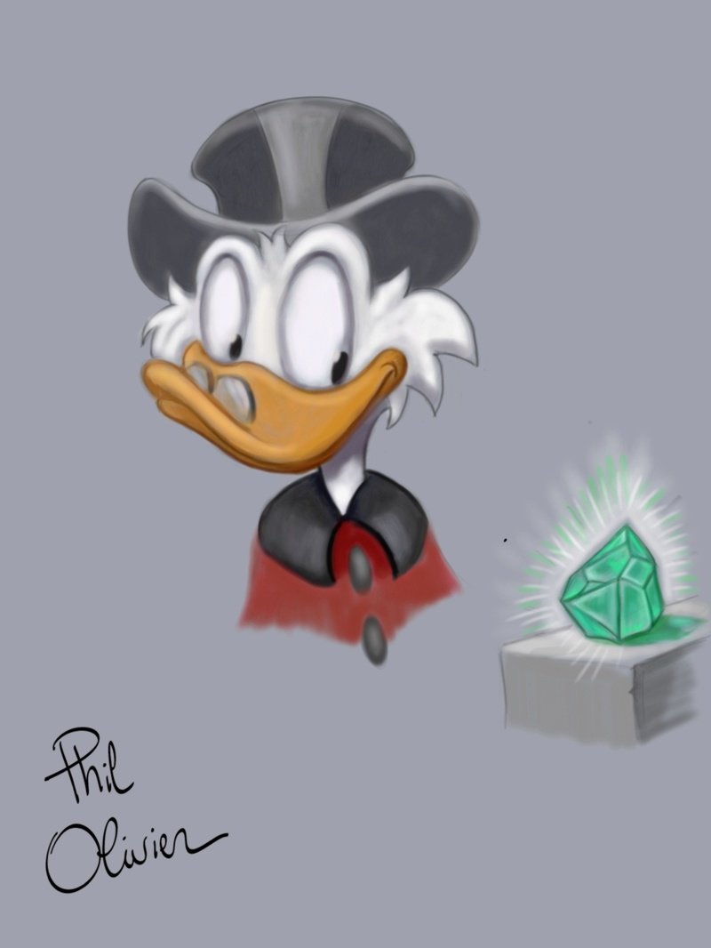 Mes oeuvres Fan Art - Page 2 Scroog12