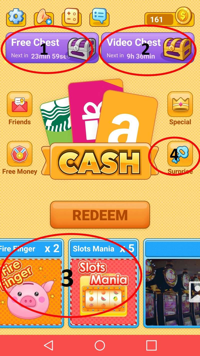 [Testar] Gift Game - Free Gift Card -  Android/iOS app Worldwide - Paga por Paypal (Actualizado em 03/03/2017) Exempl10
