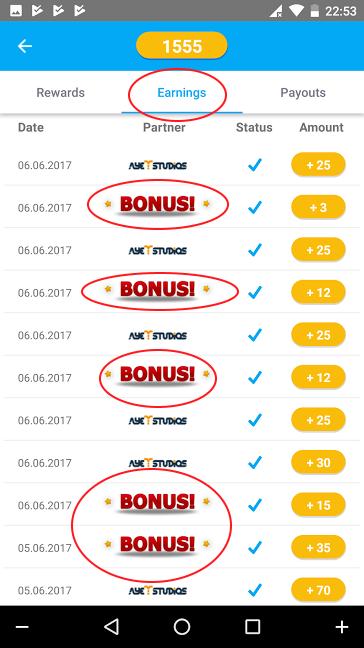 Oportunidade [Provado] Gift Panda App - Android/iOS - Ganha Dinheiro Paypal - (Actualizado em Abril de 2019) Giftpa11