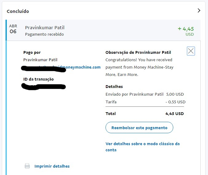 [Provado] Money Machine & Cash for Video - Android - Paga por Paypal (Actualizado em 04/07/2017) Moneym17