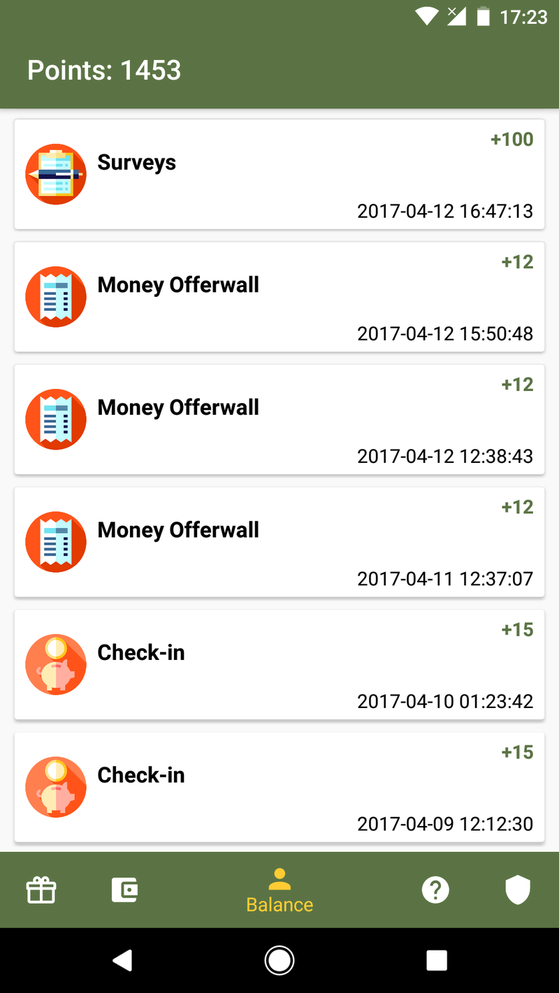 [Provado] Money Maker - Android - Paga por Paypal (Actualizado em 08/09/2017) - Página 3 Screen14