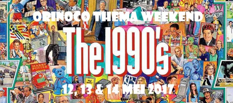 Orinoco Nineties Weekend Show 1990_s10